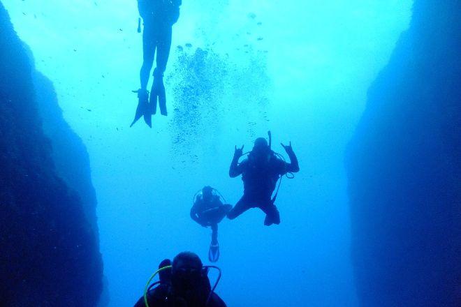 Dive Deep Blue, Bugibba, Malta