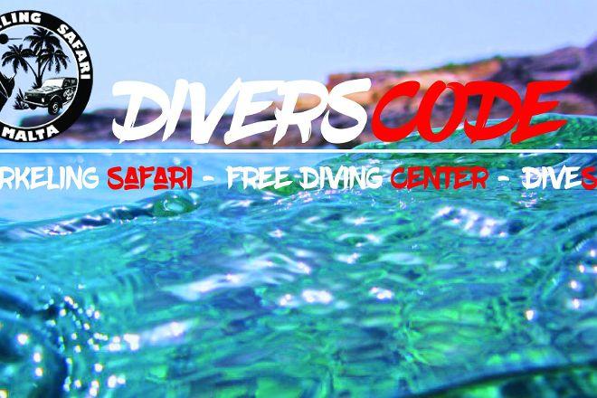 Divers Code, Bugibba, Malta