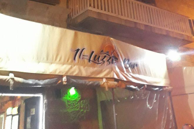 Il Luzzu bar gozo, Mgarr, Malta