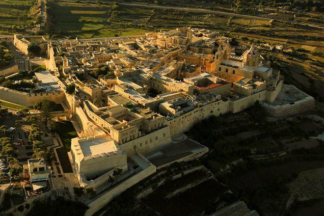 Mdina Old City, Mdina, Malta