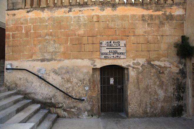 Mellieha Air Raid Shelter, Mellieha, Malta