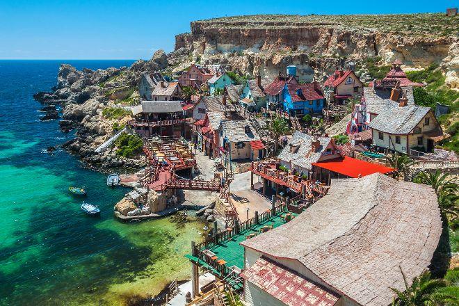 Popeye Village Malta, Mellieha, Malta