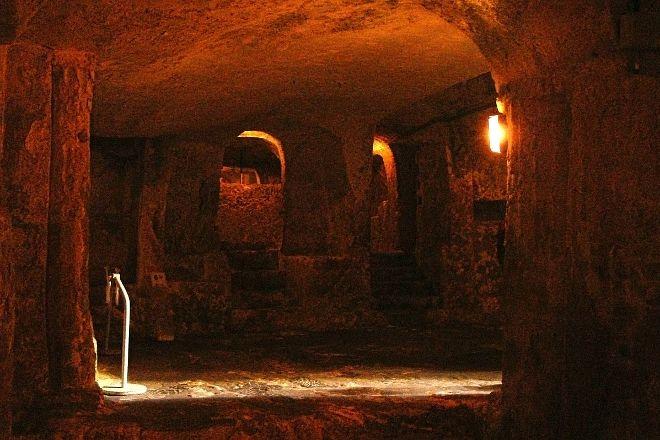 St. Agatha's Crypt, Catacombs & Museum, Rabat, Malta