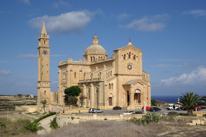 Ta' Pinu National Shrine, Gharb, Malta