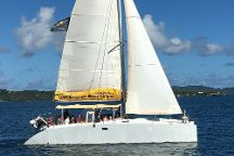 Catamaran Bwa Drese, Le Robert, Martinique