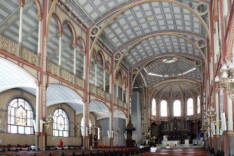 St. Louis Cathedral, Fort-de-France, Martinique