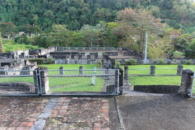 Bureau du Genie et des Ponts et Chaussees, Saint-Pierre, Martinique