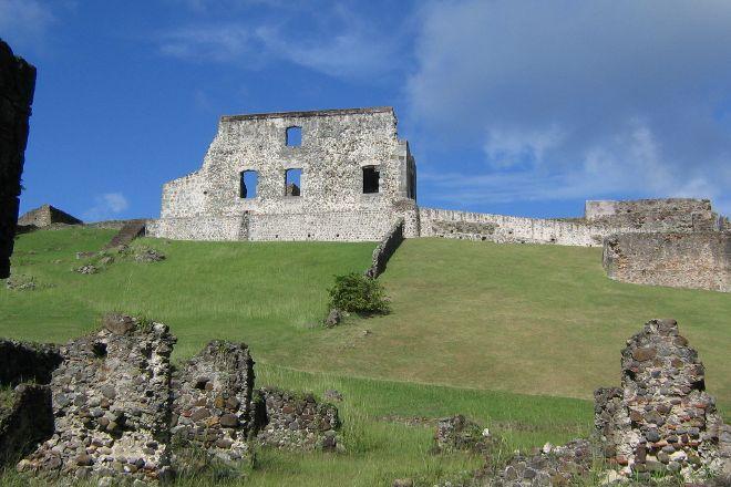 Chateau Dubuc, La Trinite, Martinique