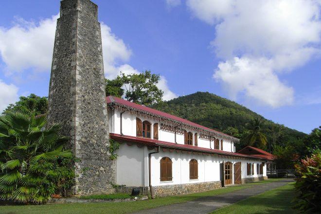 Ecomusee de Martinique, Riviere-Pilote, Martinique