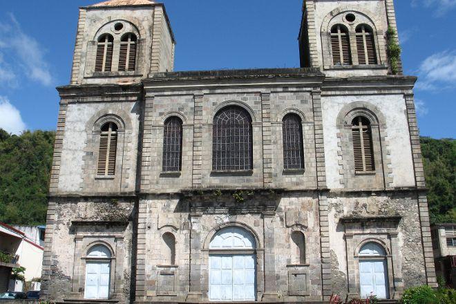 Eglise du Mouillage, Saint-Pierre, Martinique