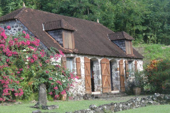 Musee de la Pagerie, Trois-Ilets, Martinique