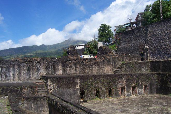 Theatre of Saint-Pierre, Arrondissement of Saint-Pierre, Martinique