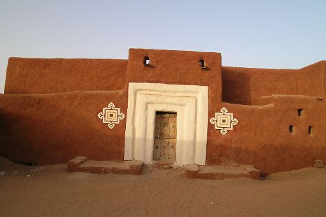 Ancient Ksour of Ouadane, Chinguetti, Tichitt and Oualata, Ouadane, Mauritania