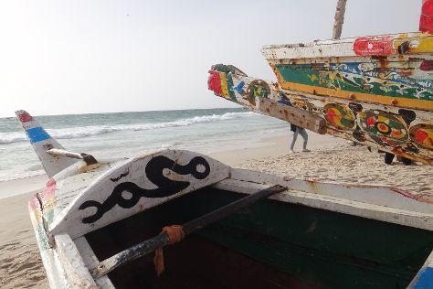 Plage de Nouakchott, Nouakchott, Mauritania