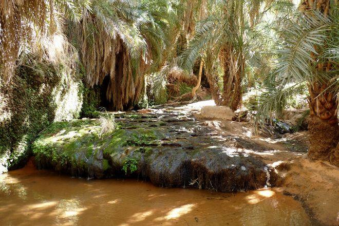 Terjit Oasis, Atar, Mauritania