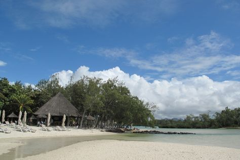 Ile aux Cerfs, Mauritius