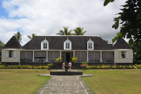 La Plantation de Saint Aubin, Riviere des Anguilles, Mauritius