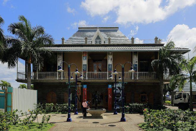 Blue Penny Museum, Port Louis, Mauritius