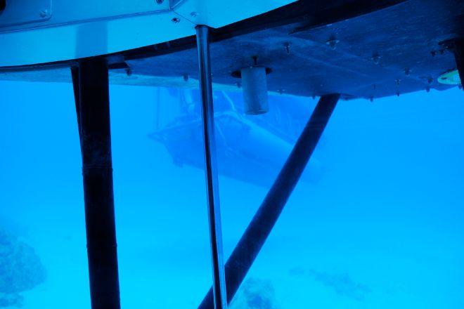 Blue Safari Submarine, Trou aux Biches, Mauritius