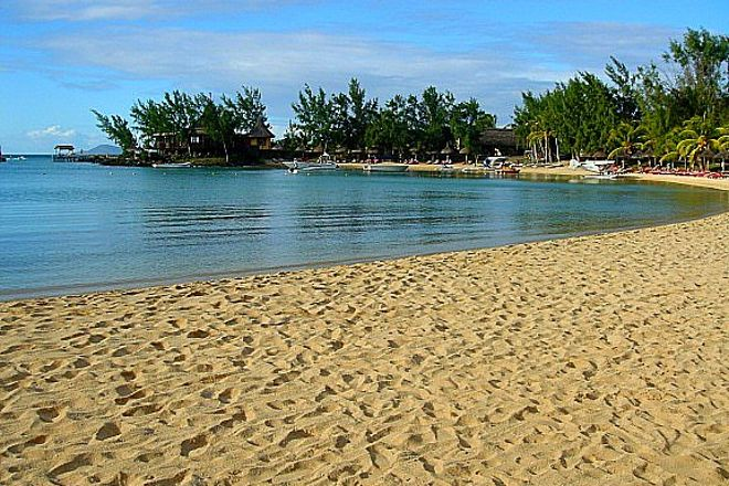 Grand Gaube Beach, Grand Gaube, Mauritius