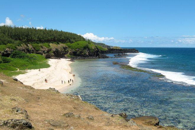 Gris Gris Beach, Souillac, Mauritius