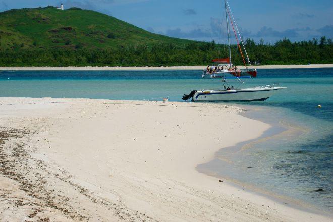 Ile Plate Beach, Cap Malheureux, Mauritius