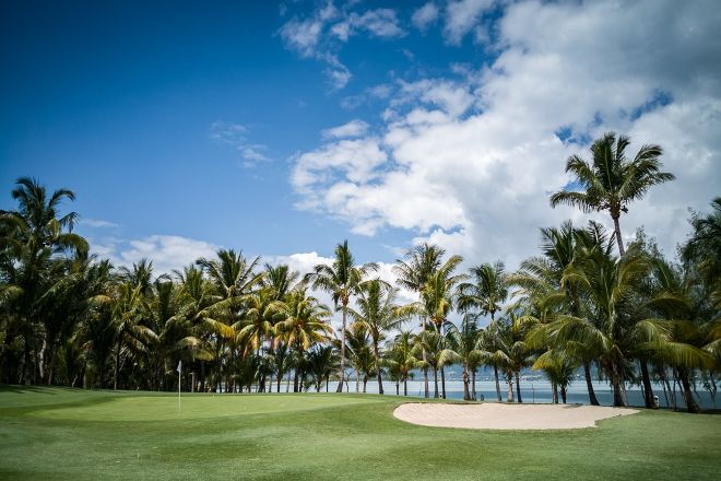 Paradis Golf Club Beachcomber, Le Morne, Mauritius
