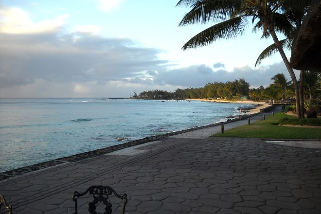 Pointe aux Piments Public Beach, Pointe Aux Piments, Mauritius