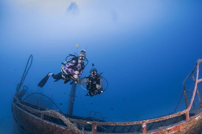 SeaUrchin Diving Center, Flic En Flac, Mauritius