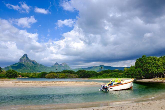 Tamarin Bay, Mauritius