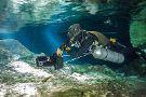 Deep Dark Diving