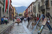 Andador de Macedonia Alcala, Oaxaca, Mexico