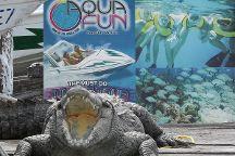 Aquafun, Cancun, Mexico