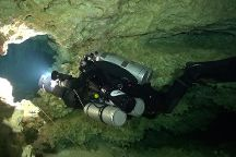 Cave Diving-Mexico