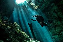 Happy Manta Cenote Diving