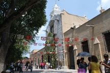 Museo Nacional del Virreinato, Tepotzotlan, Mexico