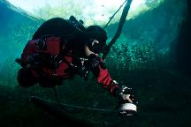 Pacha Cave Diving