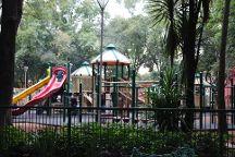 Parque Espana, Mexico City, Mexico