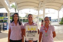 Reliable Transfers & Tours, Cancun, Mexico