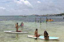 SUP Cancun Paddle Boarding, Cancun, Mexico