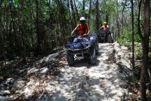 Wheelie Trails ATV Jungle Tours