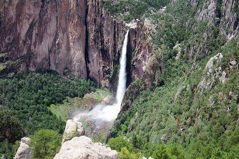 Cascada de Basaseachi National Park, Chihuahua, Mexico