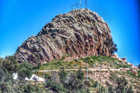 Cerro de la Bufa, Zacatecas, Mexico