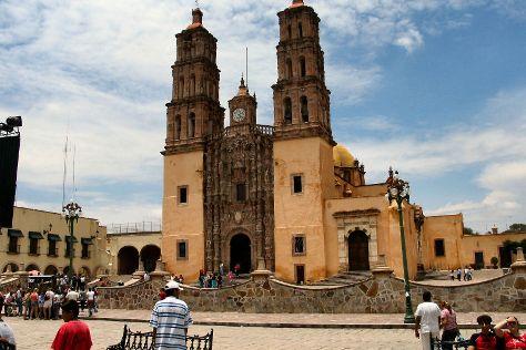 Church of the Grito, Dolores Hidalgo, Mexico