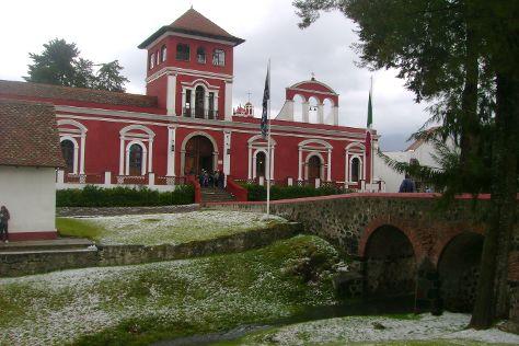 Hacienda Panoaya, Amecameca, Mexico