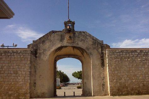 Puerta de Tierra, Campeche, Mexico