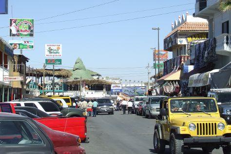 Old Port, Puerto Penasco, Mexico