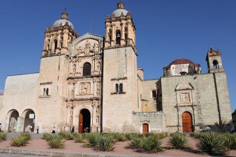 Templo de Santo Domingo de Guzman, Oaxaca, Mexico