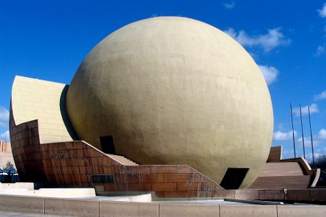 Tijuana Cultural Center (CECUT), Tijuana, Mexico