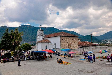 Municipio de Zinacantan, Zinacantan, Mexico